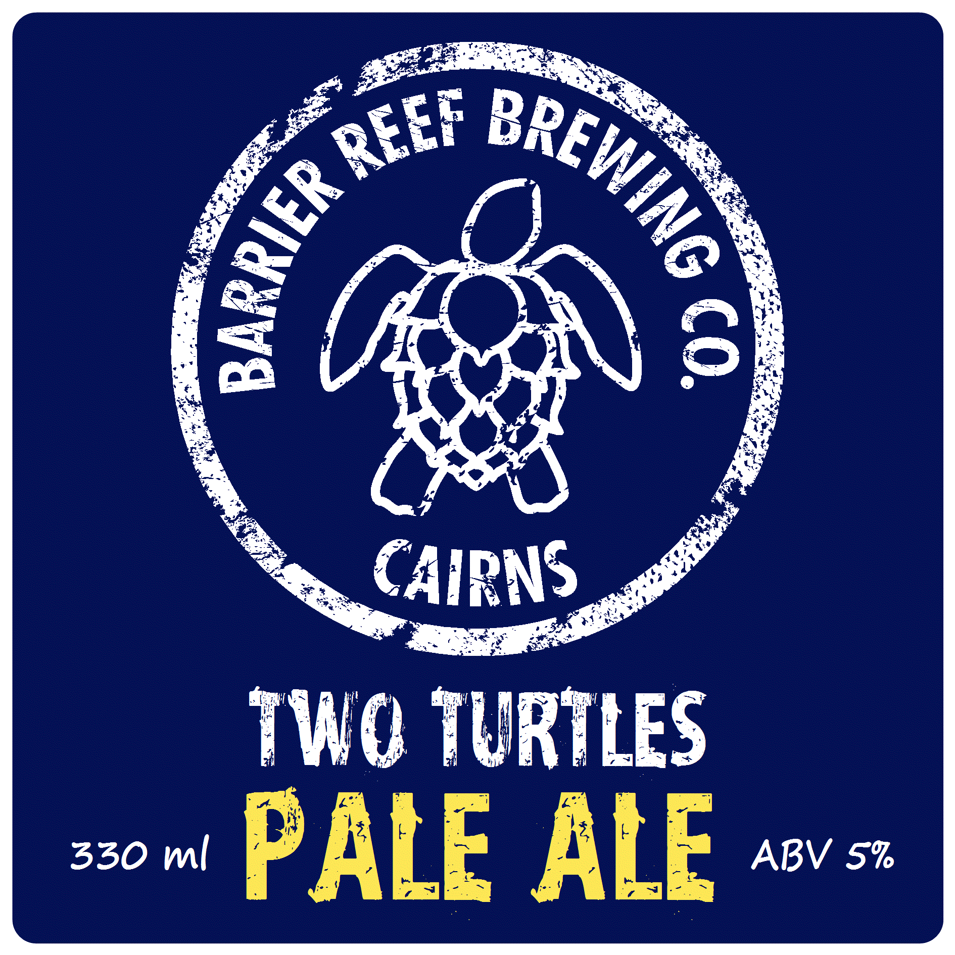 Two Turtles Pale Ale